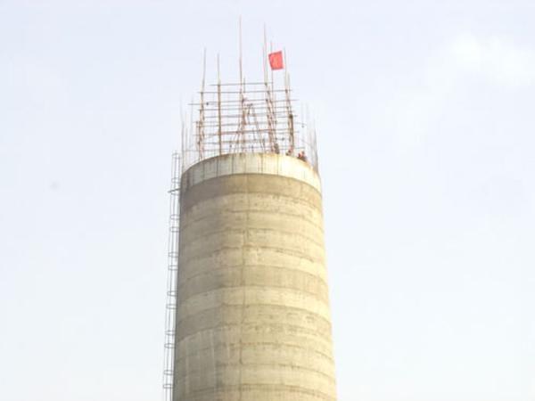 台山30-50米烟囱新建
