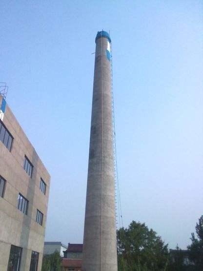 南县30-50米烟囱新建