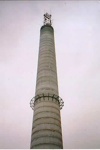 吉木乃县30-50米烟囱新建