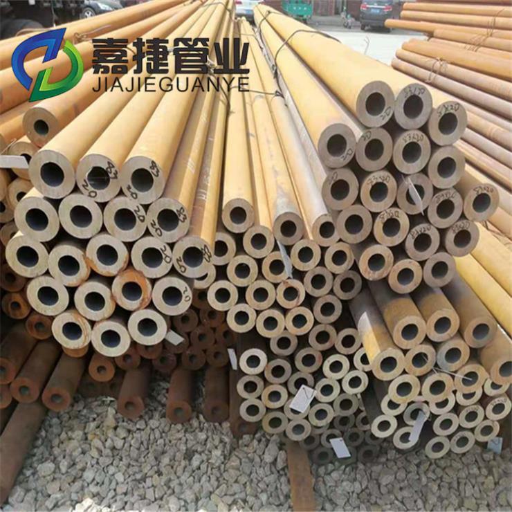 42CrMO钢管专卖店供应山东42CrMO中厚壁无缝