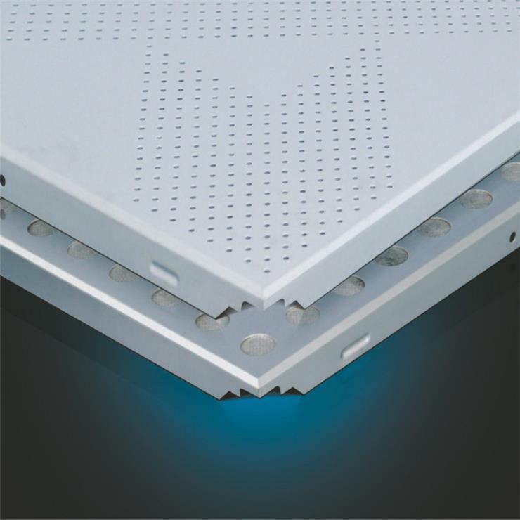 欧陆天花 600*600 方型铝天花 铝扣板