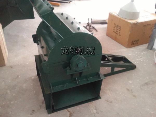 工厂制造多功能锤片饼类粉碎机_粉碎豆饼机