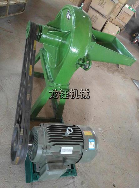 產地熱銷小型自吸式玉米粉碎機_靈芝超細粉碎機