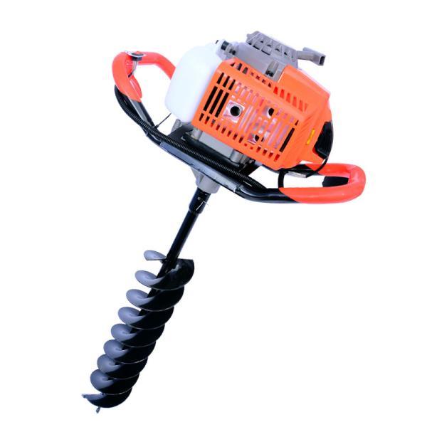 新款銷售新款植樹機器_樹樁挖坑機