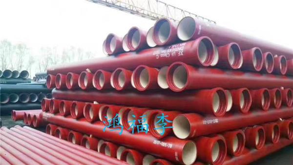 忻州dn350球墨铸铁排泥三通球墨铸铁管 铸管件支持