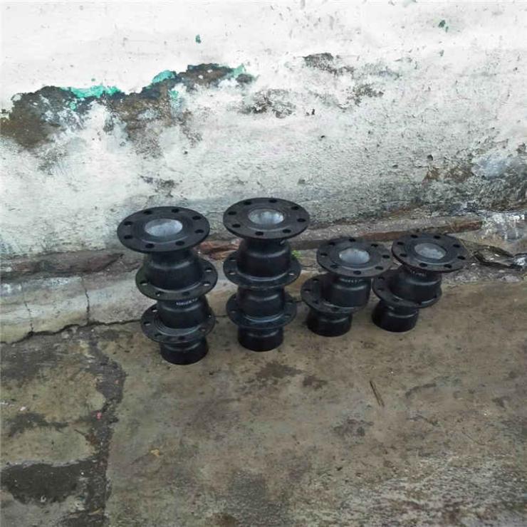 海淀区dn2200球墨铸铁双盘短管球墨铸铁管管件价格表价格