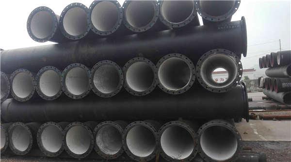 南陽市dn200球墨鑄鐵給水管配件齊全