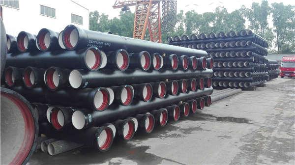 西宁城中区dn1000无压力球墨铸铁管厂家