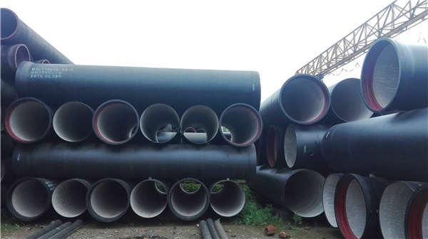 渭南市dn80K7球墨鑄鐵管銷售處