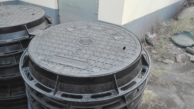 辽宁500X500地沟盖板 铸铁耐用