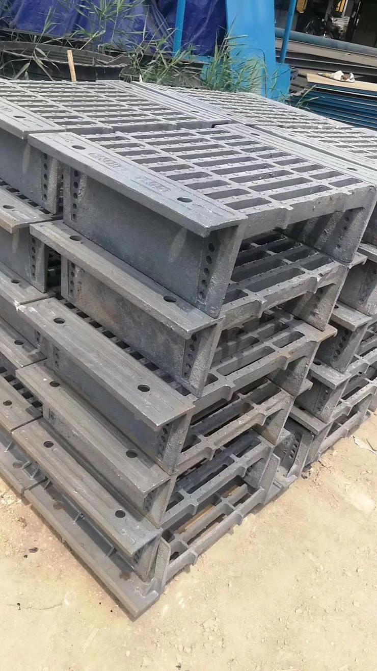 辽宁500X500球墨铸铁地沟盖板标准
