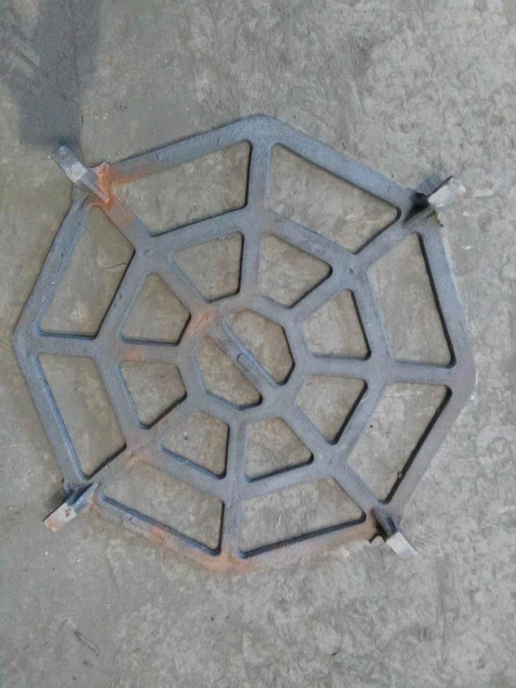辽宁500X500地沟篱水铸铁盖板多少钱一米