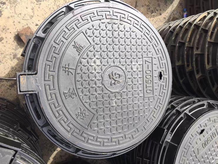 辽宁500X500铸铁地沟盖板格栅