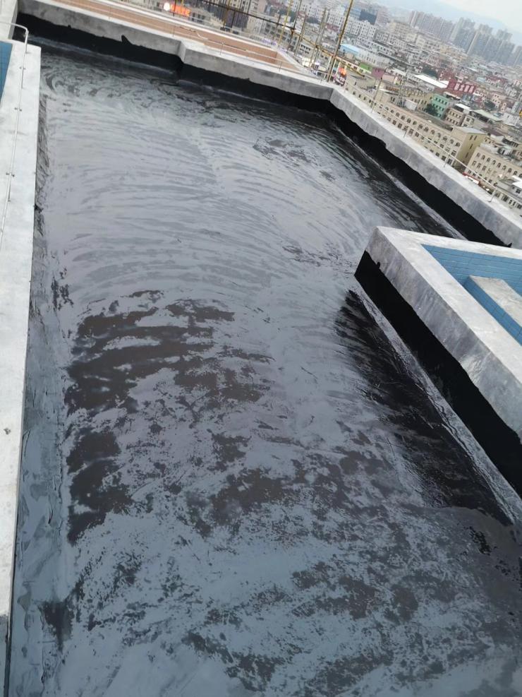 深圳外墙装饰公司沙田铁皮瓦防水施工,防锈防腐