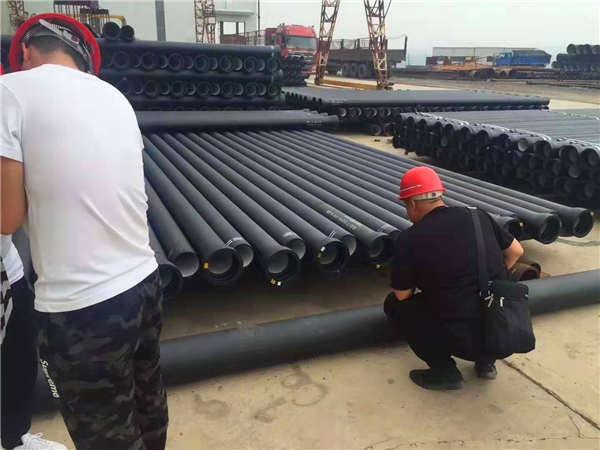 新余市GB/T13295 给水铸铁管厂家