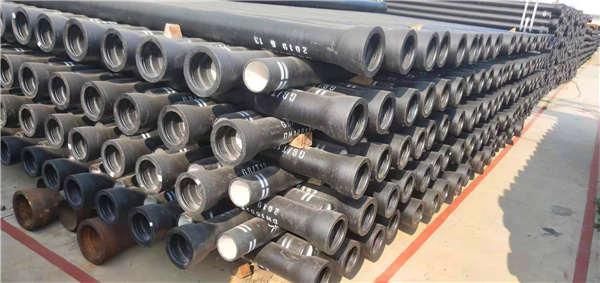 保定涿州dn1400供水球墨鑄鐵管規格齊全