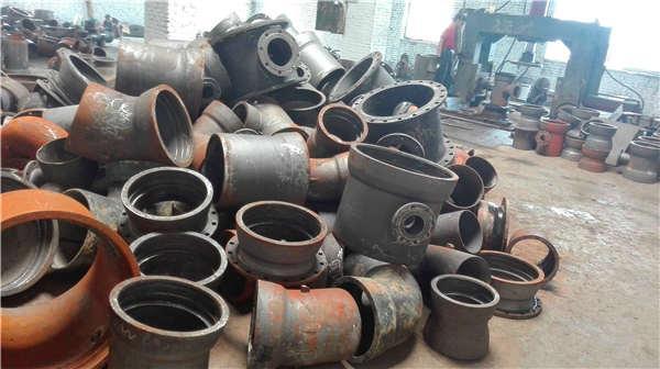 西安高陵區dn80球墨鑄鐵排污管廠家