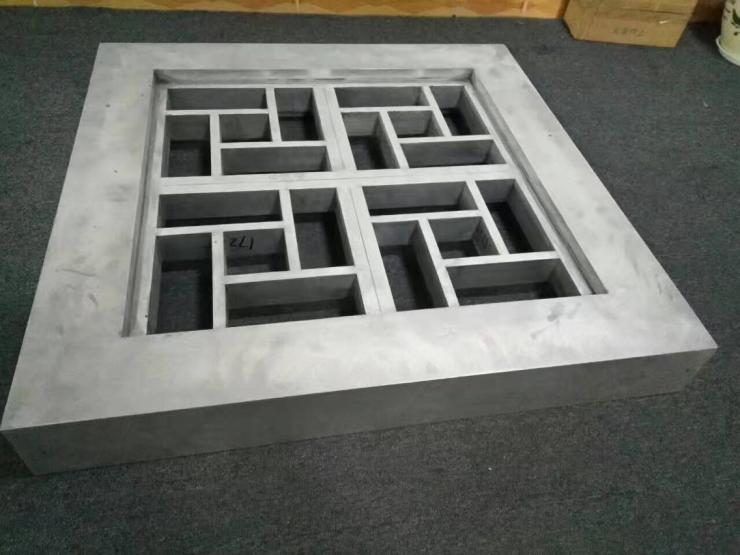 淮南工程用铝窗花设计
