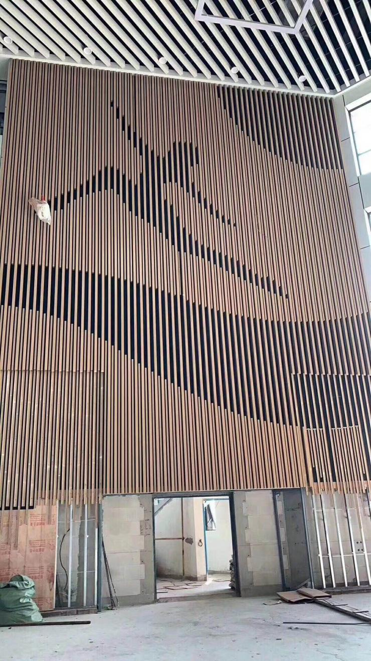 佛山商场铝方通来样定制设计