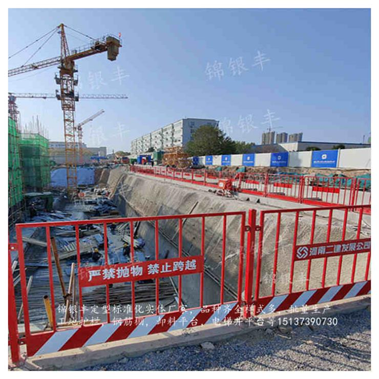 上海安全防护栏杆对临边防护栏杆的搭设说法正确的有(规