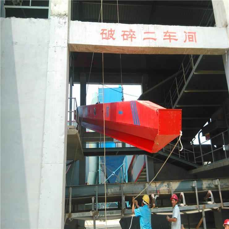 2-台山桥式单梁天车精通起重设备