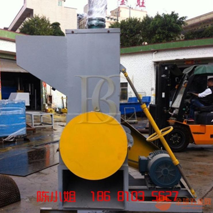 東莞博昌PET塑料破碎機廠家緊跟時代發產