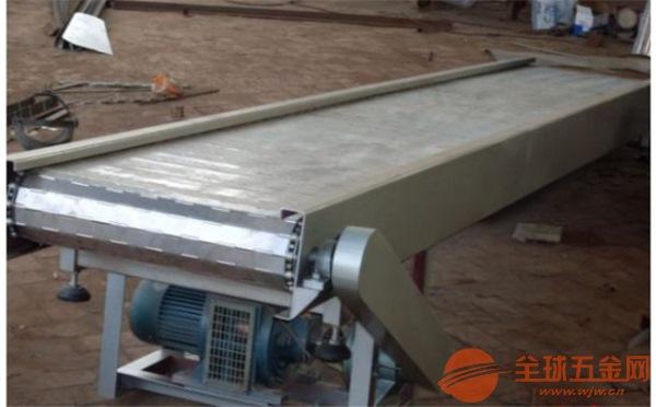 板鏈式斗式提升機 水平式鏈板輸送機型號加工廠家 LJ
