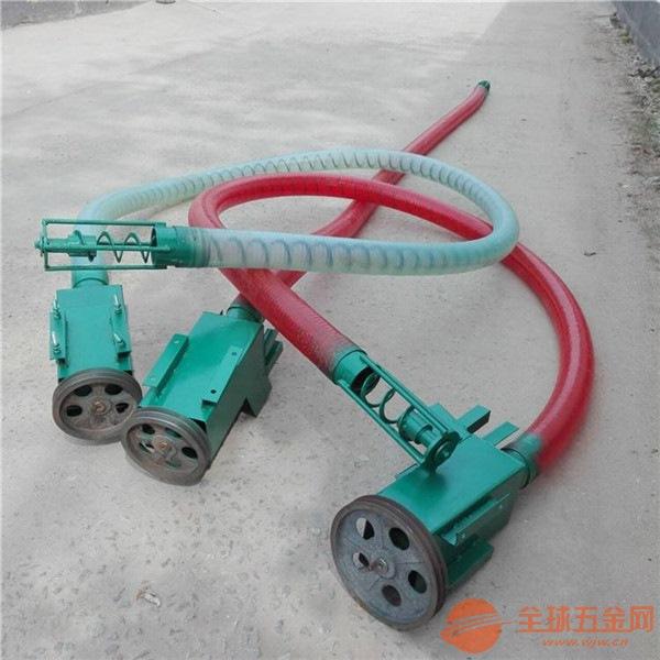 螺旋軟管吸谷機 黃豆稻谷裝車吸糧機 LJXY 小型家