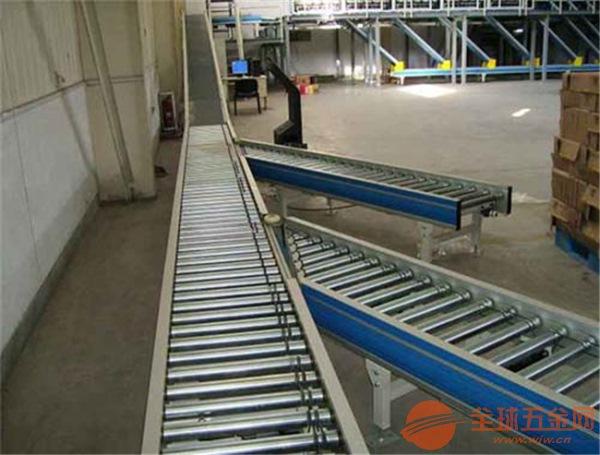 動力滾筒線型材 化肥生產流水線設備 LJXY 服裝工
