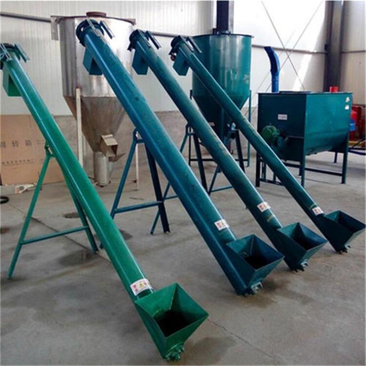 螺旋輸送機設計 水泥工業用熟料輸送機 LJXY 不銹