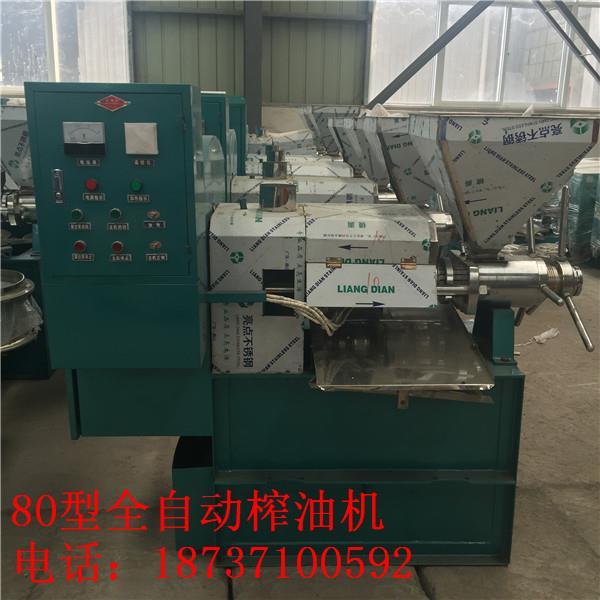 四川热榨6yl-125型螺旋榨油机