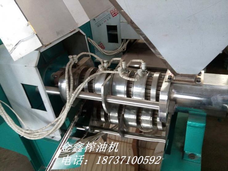 广西壮族自治区热榨哪里生产125型螺旋榨油机配件