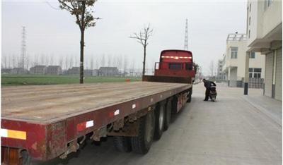 中山到湘潭整车运输往返专线