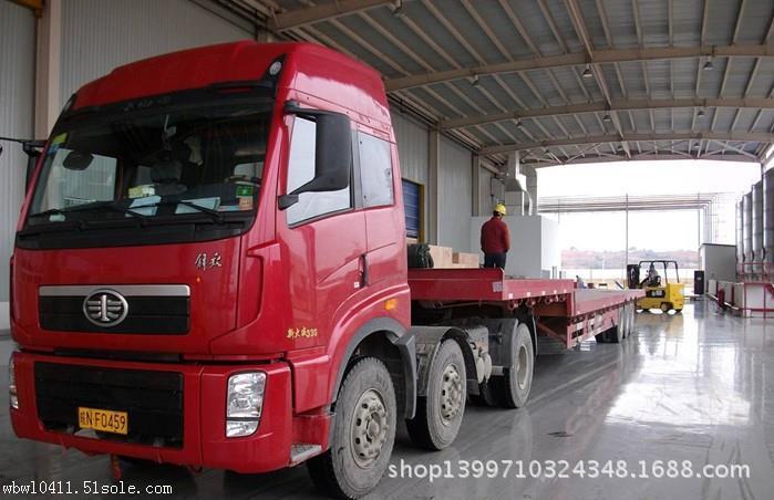 江门到泰州专业机械设备运输公司