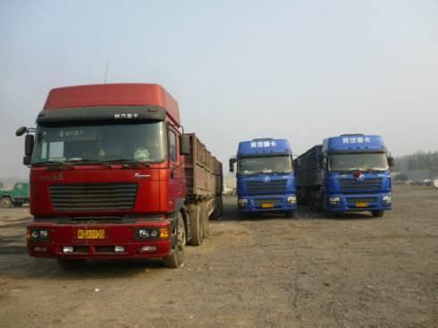 惠州潼侨到上海宝山长途货车司机咨询