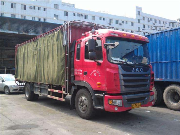 東莞到泰安專業機械設備運輸公司