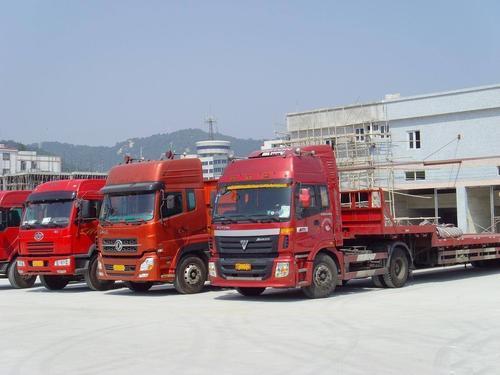 清遠連南到杭州長途貨車包車運輸