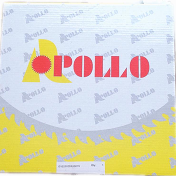 APOLLO阿波罗HSS-M42钢锯片 切管机切木铝塑料锯片