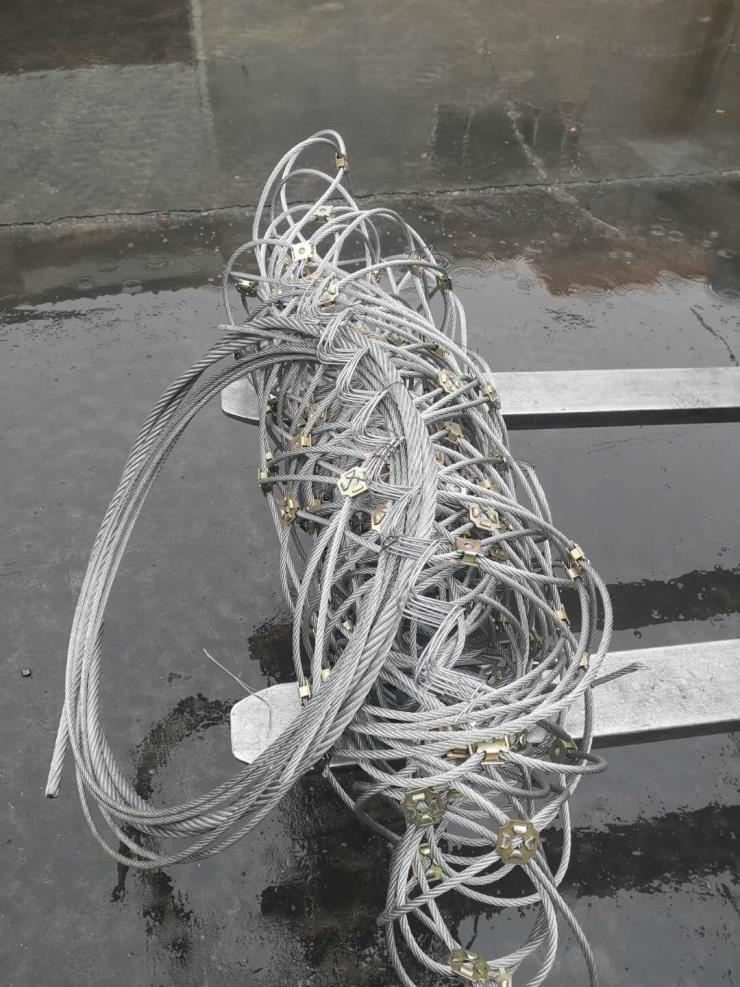 吉林柔性挂主动防护网价格