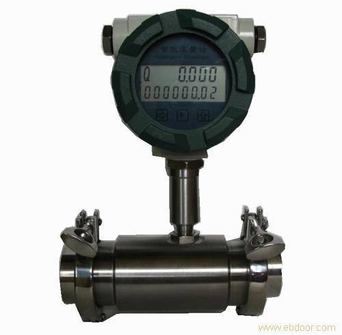 山東濰坊溫度補償流量計 液體渦輪流量計