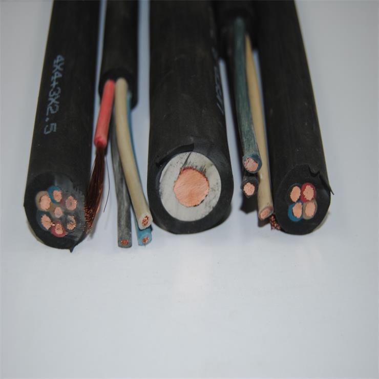 生產廠家YQW YQ輕型橡套軟電纜規格