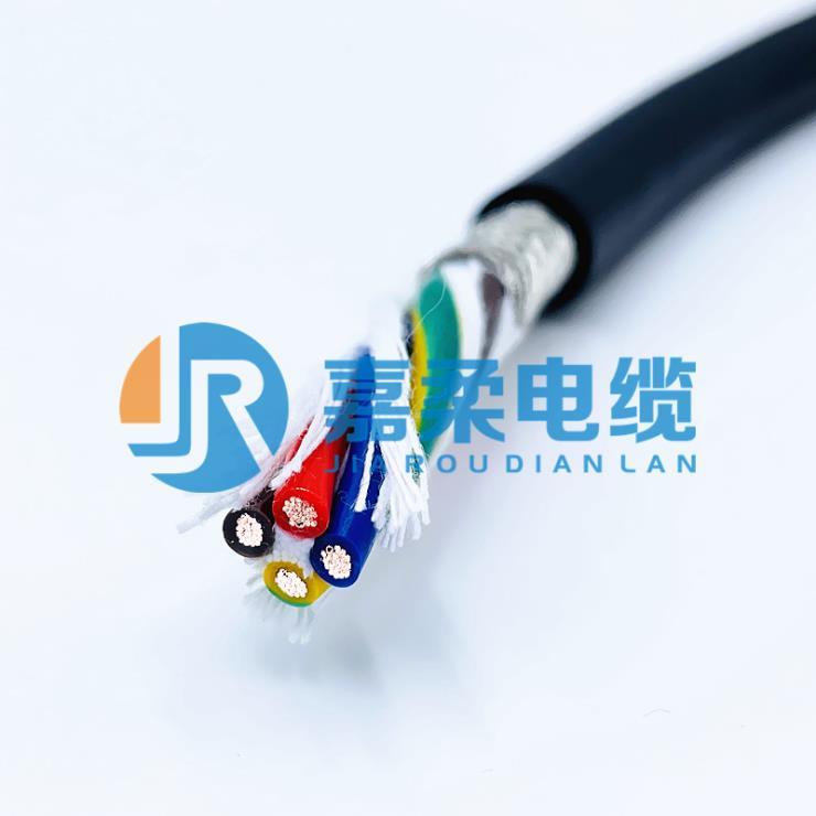上海嘉柔码垛机拖链电缆生产厂家