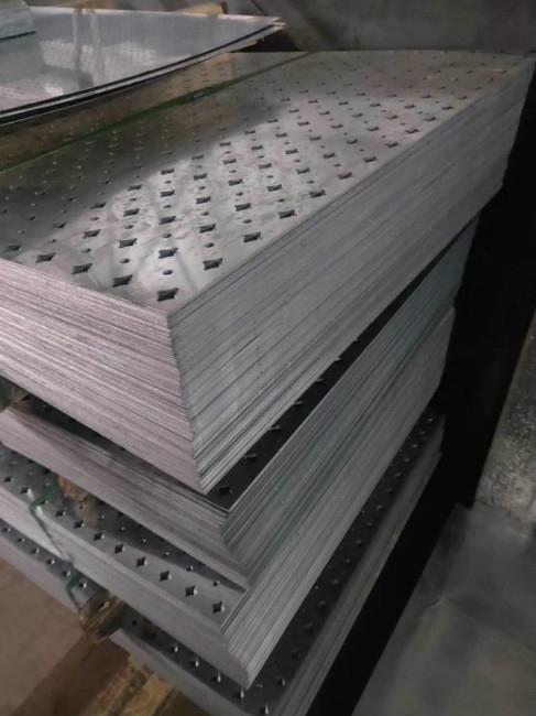 台州镀锌冲孔网生产厂家