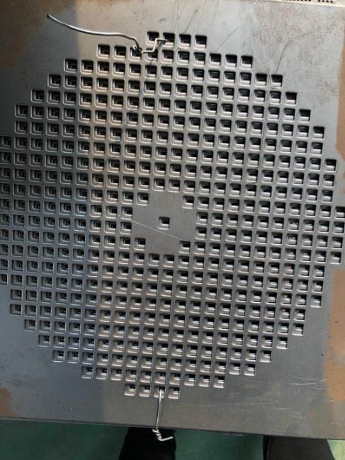 宿州喷涂冲孔网供应厂家・