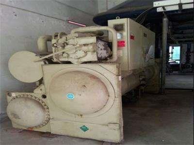 臺山市北徒冷水機組回收