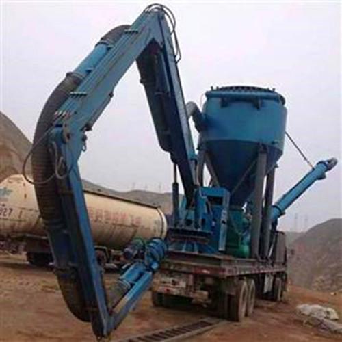 稀相气力输送厂家 六九重工 粉料负压气力输送机
