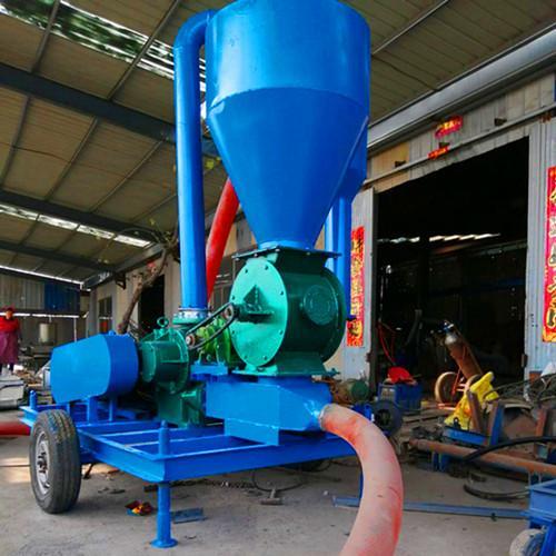 气力输送设备原理 六九重工 粉灰清库气力吸灰机