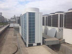 特靈中央空調回收