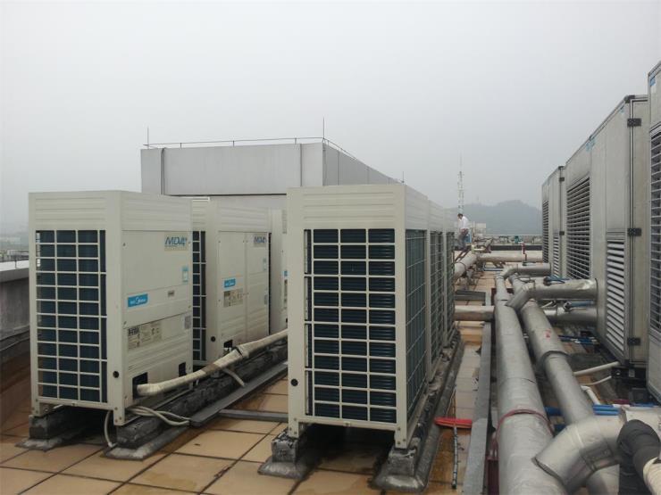 荔灣區龍津街特靈中央空調回收