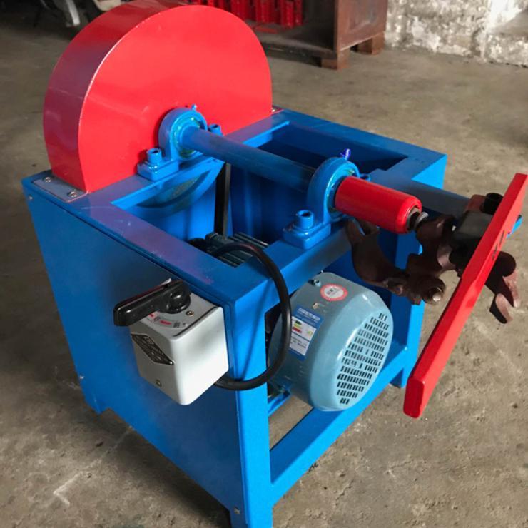 辽宁锦州钢管调直机钢管调直除锈刷漆机包安装调试